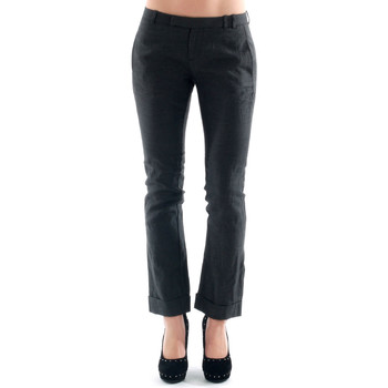 Textil Mulher Chinos Amy Gee - Gris oscuro
