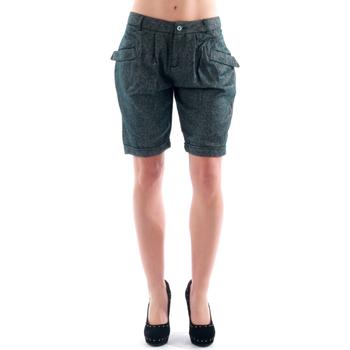 Textil Mulher Shorts / Bermudas Amy Gee - Gris