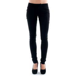 Textil Mulher Chinos Amy Gee - Negro