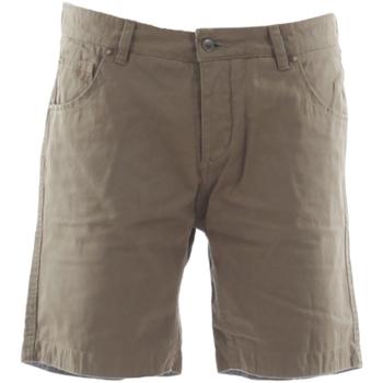 Textil Homem Shorts / Bermudas Catbalou CAT03003 Verde