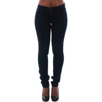 Textil Mulher Gangas Skinny Calvin Klein Jeans J2EJ201774 Azul
