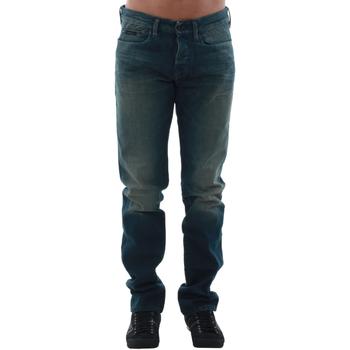 Textil Homem Calças Jeans Calvin Klein Jeans J3IJ303173 Azul