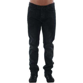 Textil Homem Calças Jeans Calvin Klein Jeans J3DJ30I072 Negro