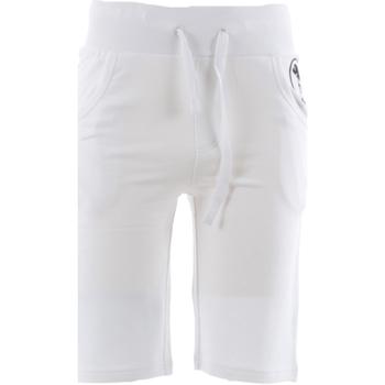 Textil Homem Shorts / Bermudas Frankie Garage  Blanco