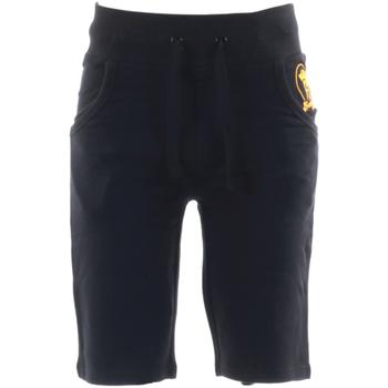 Textil Homem Shorts / Bermudas Frankie Garage  Negro