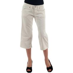 Textil Mulher Calças curtas Fornarina  Blanco roto