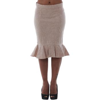 Textil Mulher Saias Fornarina NADEGE_ROSE Rosa