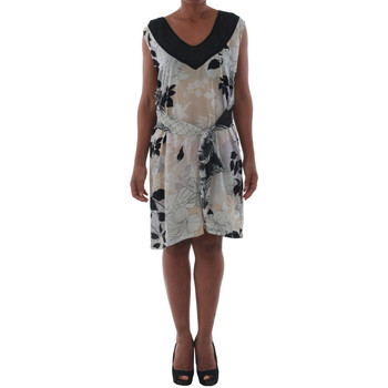 Textil Mulher Vestidos curtos Fornarina ELISE_HIVORY Estampado
