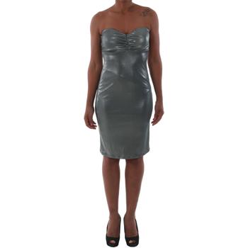 Textil Mulher Vestidos curtos Fornarina EMILIE_PLUS_SILVER Verde