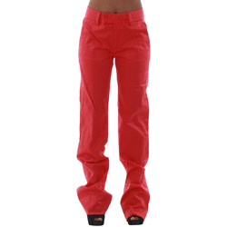 Textil Mulher Chinos Fornarina KIM_CORAL Coral