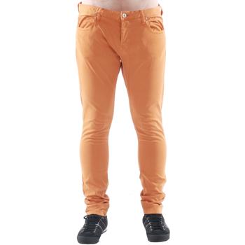 Textil Homem Chinos Freesoul DRAKE CATO ORANGE Naranja