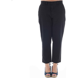 Textil Mulher Chinos Gas  Negro