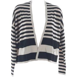 Textil Mulher Casacos de malha Gaudi GAU03302 Beige