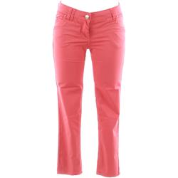 Textil Mulher Calças curtas Gaudi GAU03375 Coral