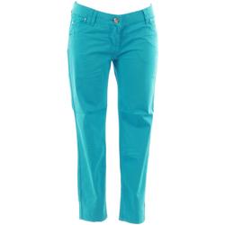 Textil Mulher Calças curtas Gaudi GAU03381 Azul