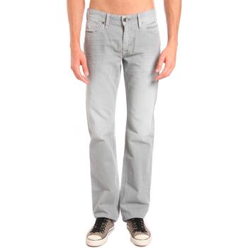 Textil Homem Calças Jeans Guess M41063D1G40_FSDG Gris claro