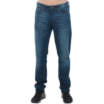 Textil Homem Calças Jeans Jack & Jones 12116405 - JJITIM JJORIGINAL AM 161 LW LID Azul