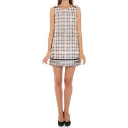 Textil Mulher Vestidos curtos Liu Jo P65172T1543_Z9652 Multicolor