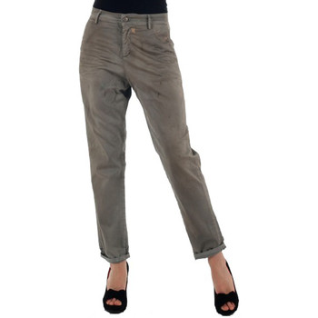 Textil Mulher Chinos Miss Sixty  Gris