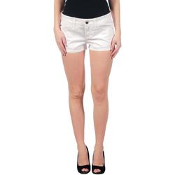 Textil Mulher Shorts / Bermudas Miss Sixty  Blanco