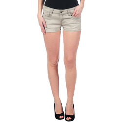 Textil Mulher Shorts / Bermudas Miss Sixty  Gris