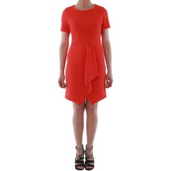 Textil Mulher Vestidos curtos Rinascimento 20/16_CORALLO Coral