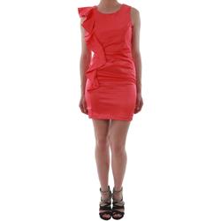 Textil Mulher Vestidos curtos Rinascimento 2045/16_CORALLO_ROSSO Coral