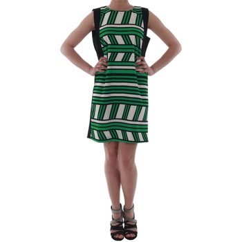 Textil Mulher Vestidos curtos Rinascimento 263023_VERDE Verde