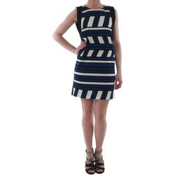 Textil Mulher Vestidos curtos Rinascimento 263023_BLUE_CINA Azul marino