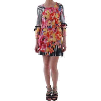 Textil Mulher Vestidos curtos Rinascimento 1330/13A_BIANCO Estampado