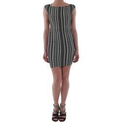 Textil Mulher Vestidos curtos Rinascimento 2013/16_NERO Negro