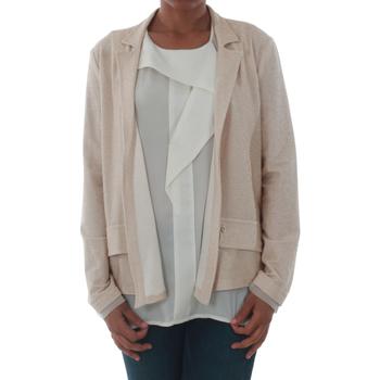 Textil Mulher Casacos/Blazers Rinascimento PE450_PINK Dorado