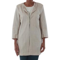 Textil Mulher Jaquetas Rinascimento 14101_ORO Dorado