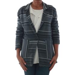 Textil Mulher Jaquetas Rinascimento 7445_GRIGIO Gris
