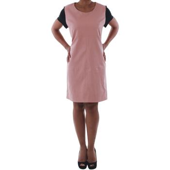 Textil Mulher Vestidos curtos Rinascimento 7694_ROSA Rosa