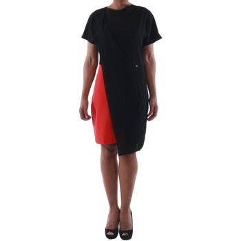 Textil Mulher Vestidos curtos Rinascimento MIRANDA_ROSSO Negro