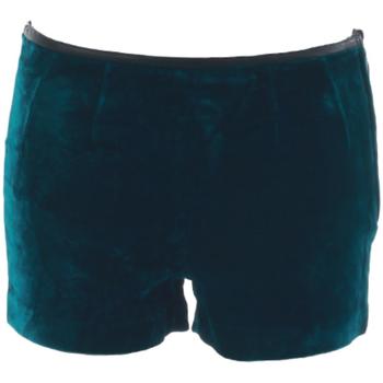 Textil Mulher Shorts / Bermudas Silvian Heach  Verde oscuro