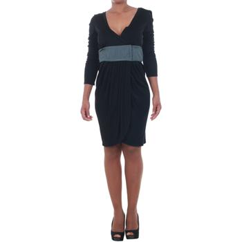 Textil Mulher Vestidos curtos Silvian Heach SIL13565 Negro