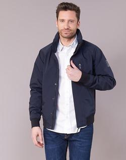 Textil Homem Jaquetas Aigle 54 BLOUSON Marinho