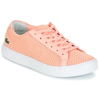 Sapatos Mulher Sapatilhas Lacoste L.12.12 LIGHTWEIGHT1181 Rosa