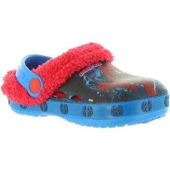 Sapatos Rapaz Chinelos Spiderman S18195X Azul