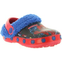Sapatos Rapaz Chinelos Spiderman S18195X Rojo