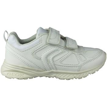 Sapatos Criança Sapatilhas Geox BERNIE G DEPORTIVA BLANCO