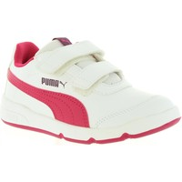 Sapatos Criança Sapatilhas Puma 190114 STEPFLEEX Blanco