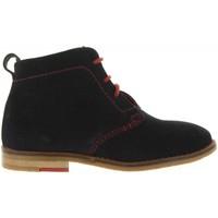 Sapatos Criança Botas baixas Cheiw 46072 Azul