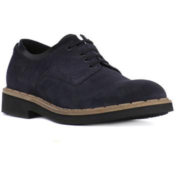 Sapatos Homem Sapatos Eveet CAMOSCIO BLU Blu