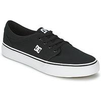 Sapatos Homem Sapatilhas DC Shoes TRASE TX MEN Preto / Branco