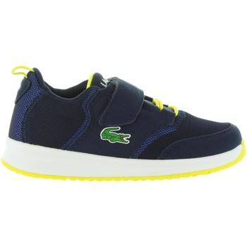Sapatos Criança Sapatilhas Lacoste 33SPC1004 LIGHT Azul