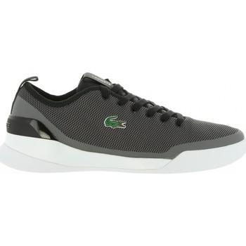 Sapatos Homem Sapatilhas Lacoste 34SPM0007 DUAL Negro