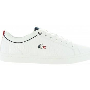 Sapatos Homem Sapatilhas Lacoste 34CAM0064 STRAIGHTSET Blanco
